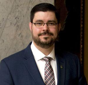 Charlie Lyons - Ontario Chaplain, Leading Influence