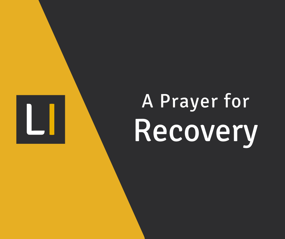 A Prayer for Recovery
